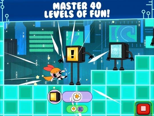 Glitch Fixers App| The Powerpuff Girls App | Cartoon Network