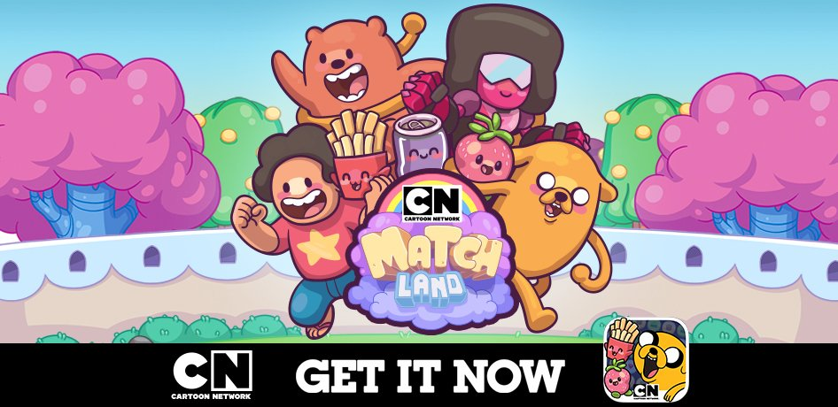 Cartoon Network Mobile Apps Mobile Games